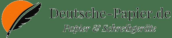 Papier und Schreibgeräte